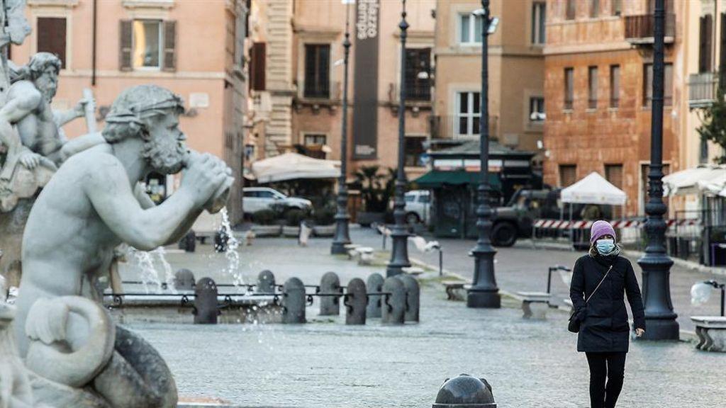 El jefe de Protección Civil de Italia cree que el número de contagiados por coronavirus en su país puede ser 10 veces superior