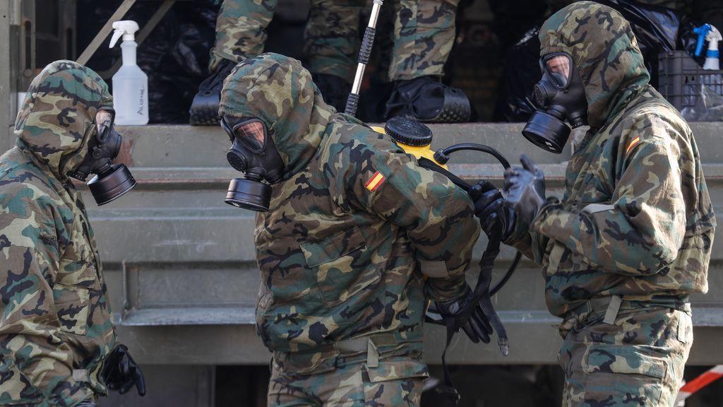 España pide ayuda a la OTAN para hacer frente al coronavirus