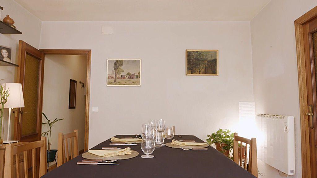 La humilde casa del Dioni, foto a foto