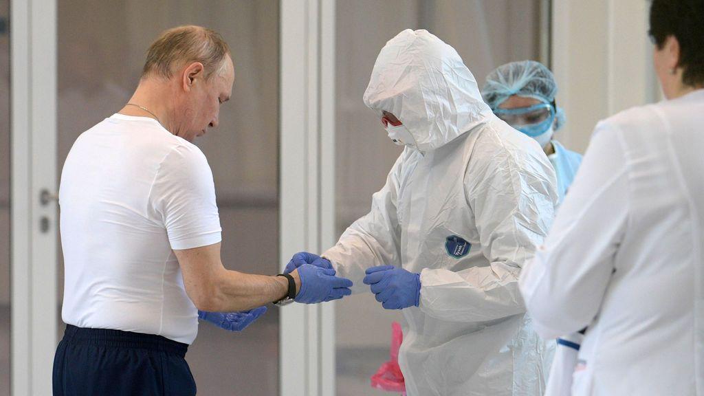 Putin pospone por el coronavirus la votación de la reforma constitucional para seguir en el poder