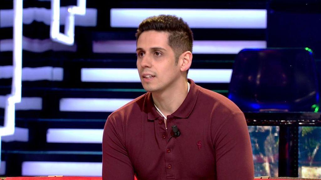"""Kiko Jiménez arremete contra Christofer: """"Se ha gastado una cantidad muy alta en salvar a Fani"""""""