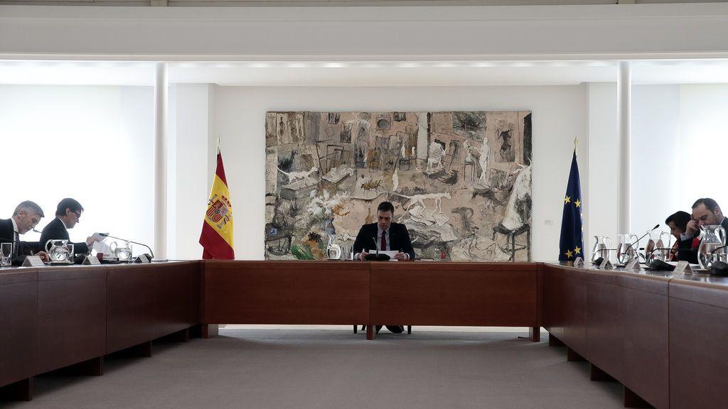 Reunión del comité de seguimiento de la crisis