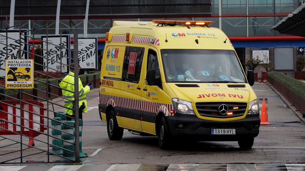Madrid recoge plasma de pacientes curados de coronavirus para intentar sanar a pacientes afectados