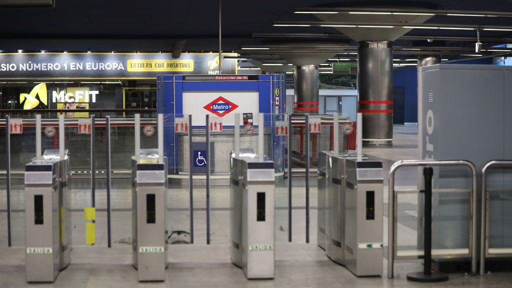 Muere otro empleado de Metro de Madrid por coronavirus: ya son dos trabajadores del suburbano fallecidos