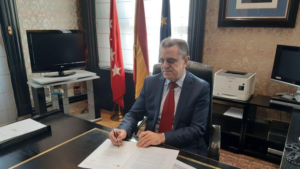Una jueza investigará al delegado del Gobierno en Madrid por permitir el 8-M y otras 76 reuniones multitudinarias