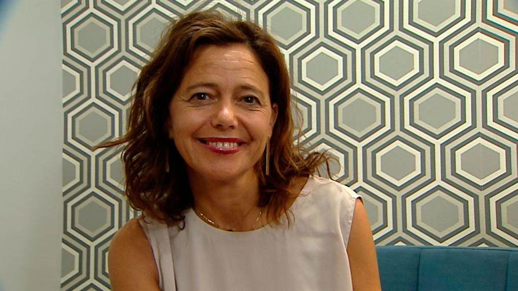 """""""Las familias de los profesionales sanitarios que luchan contra el coronavirus son parte del equipo"""" Marina Díaz Marsá, psiquiatra en primera línea de fuego"""