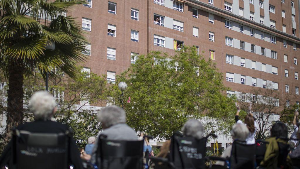 """Las residencias cántabras contrarias al traslado de  los mayores a sus casas: """"asi no se asegura que se contagien"""""""