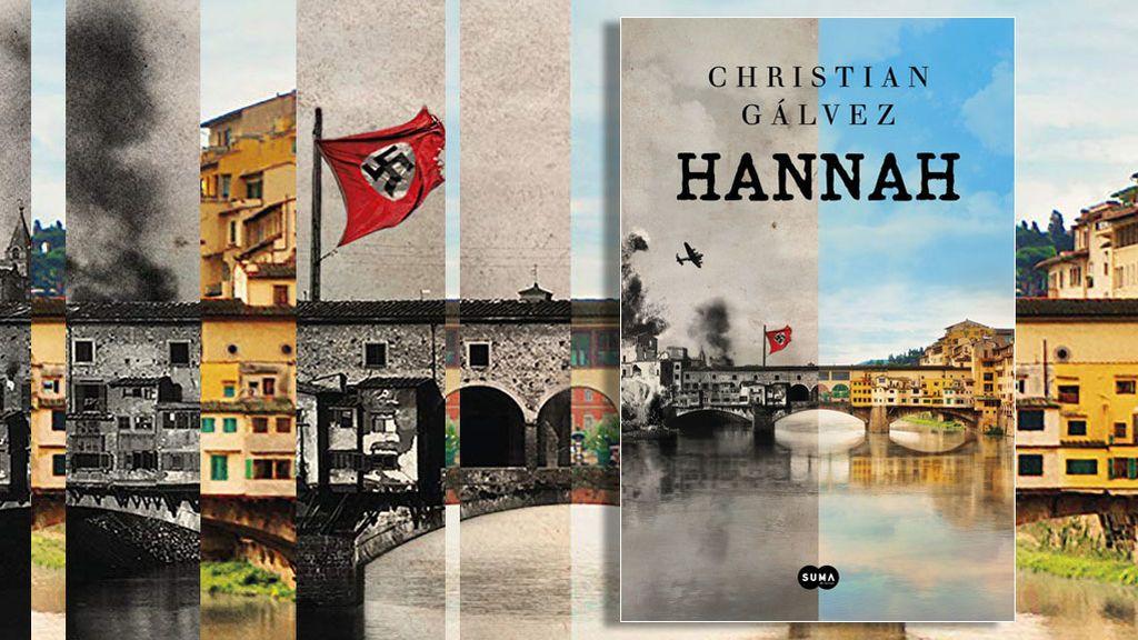 'Hannah' la nueva ficción de Christian Gálvez
