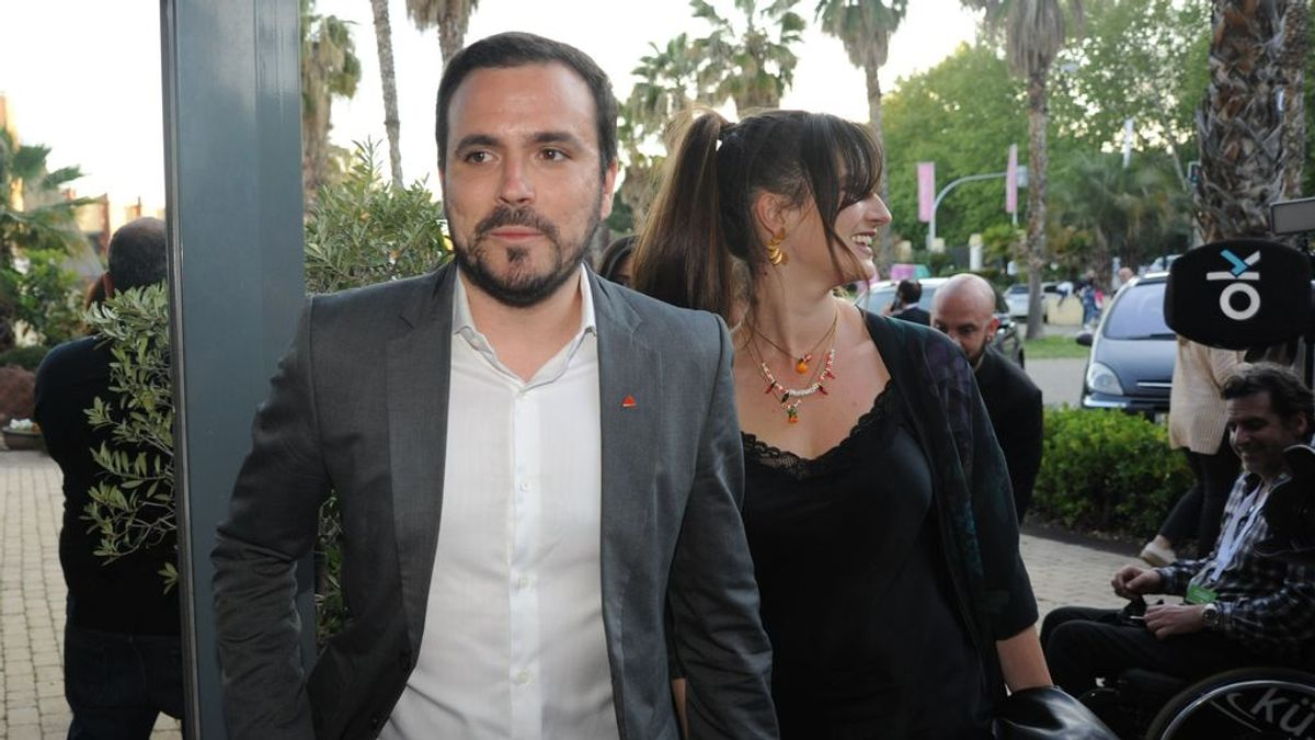 Alberto Garzón y su esposa, Anna Ruiz, padres por segunda vez en plena crisis por coronavirus