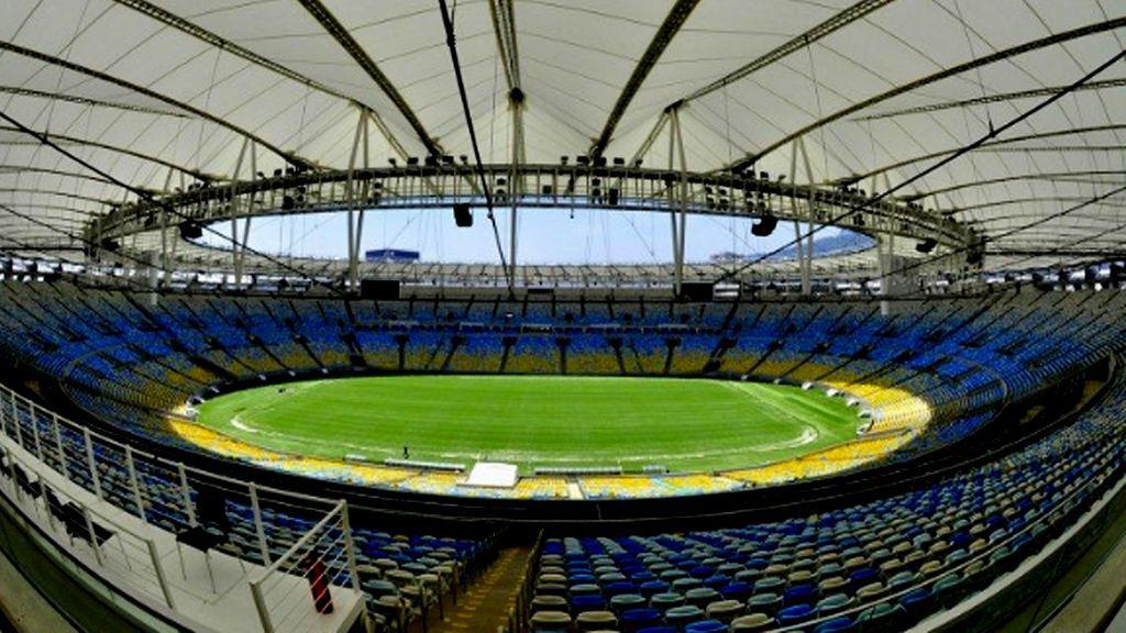 Estadio Maracaná se convertirá en un hospital de campaña