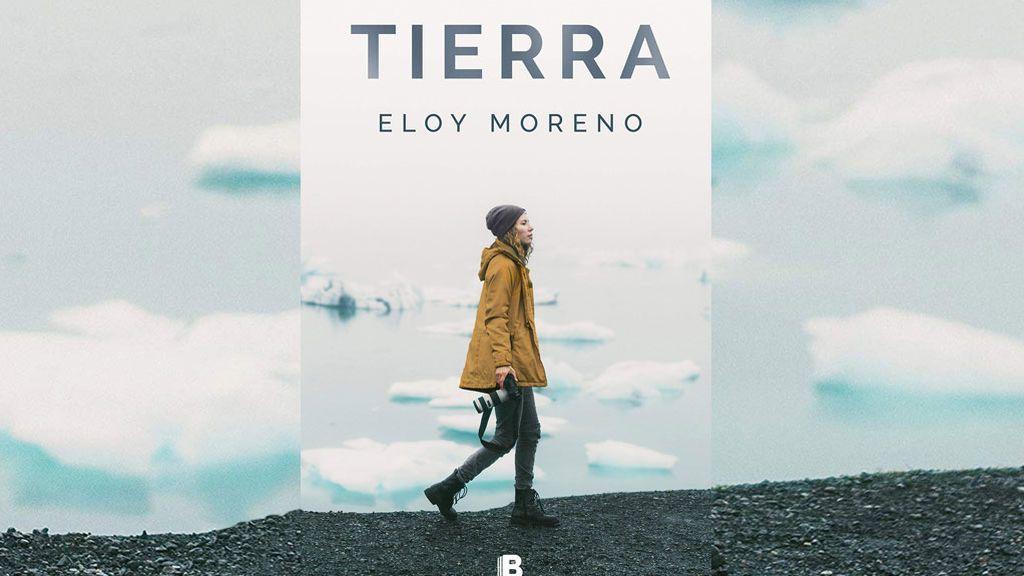 Eloy Moreno, el autor de 'El bolígrafo de gel verde', publica 'Tierra'
