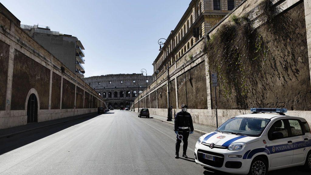 Los contagiados  vuelven a aumentar en Italia y se rompe la tendencia a la baja