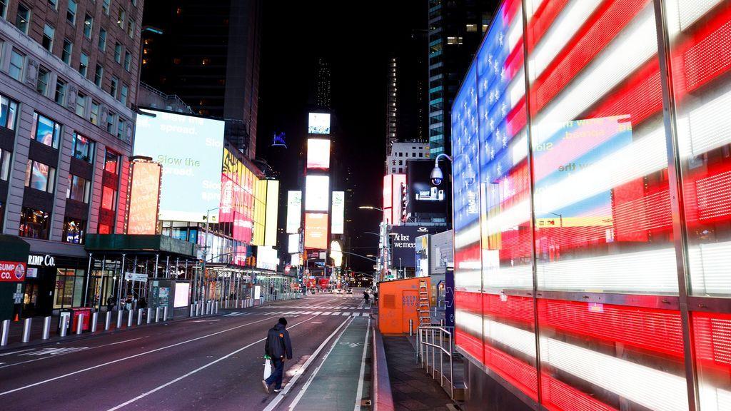 Estados Unidos ya es el país con más contagios por coronavirus del mundo