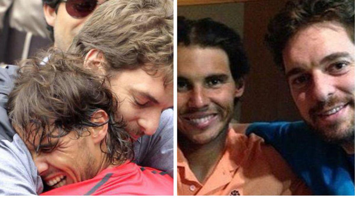 """Rafa Nadal y Pau Gasol se unen para luchar contra el coronavirus: """"Ha llegado la hora de conseguir nuestra mejor victoria"""""""