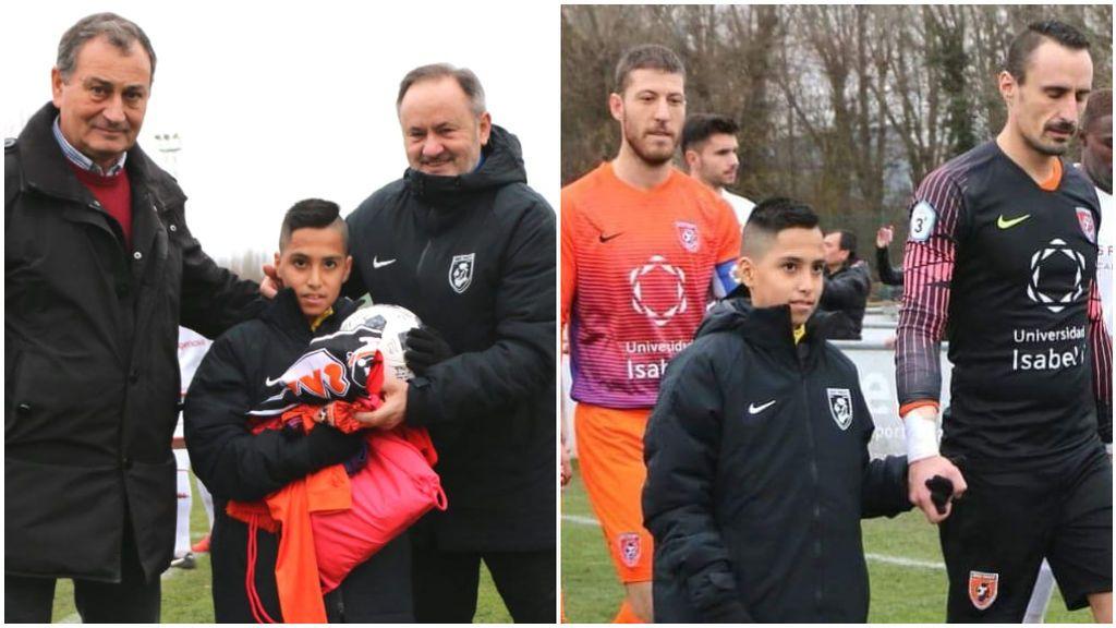 """Luto en el Burgos Promesas por el fallecimiento de un jugador de 11 años: """"Una estrella brilla en el cielo de Castañares"""""""