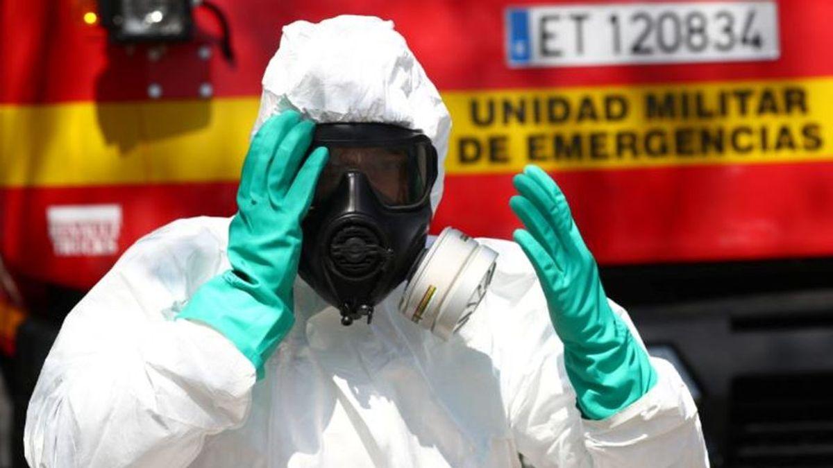 """Última hora del coronavirus: """"Estamos en una guerra auténtica por hacernos con los respiradores y las mascarillas"""""""