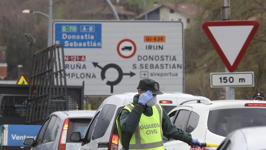Casi 800 agentes de todos los cuerpos policiales han dado positivo por coronavirus