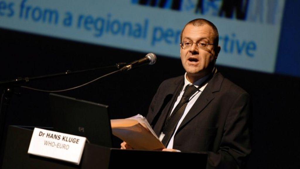 La OMS advierte a Europa que esté alerta para una segunda y tercera oleada de coronavirus