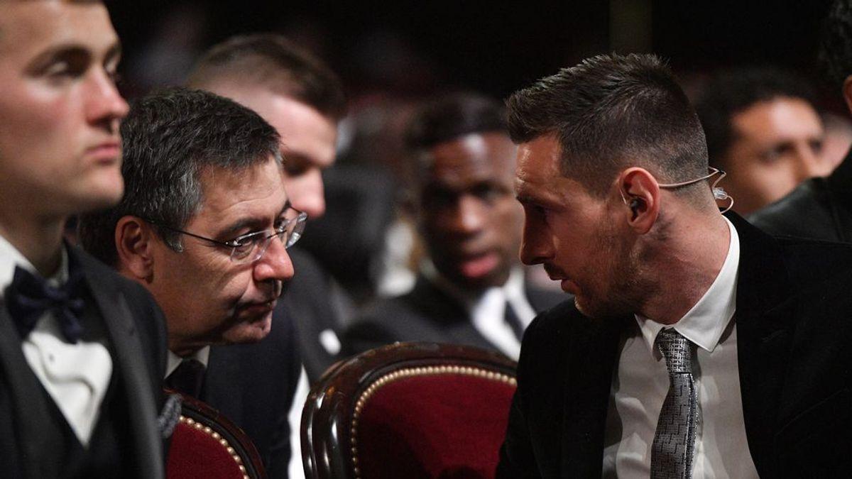 Bartomeu seguirá adelante con el ERTE por el coronavirus pese a la negativa de los capitanes del Barça