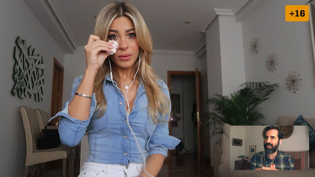 Oriana recibe un mensaje de Luis Mateucci y rompe a llorar al hablar de Yasmina (1/2)