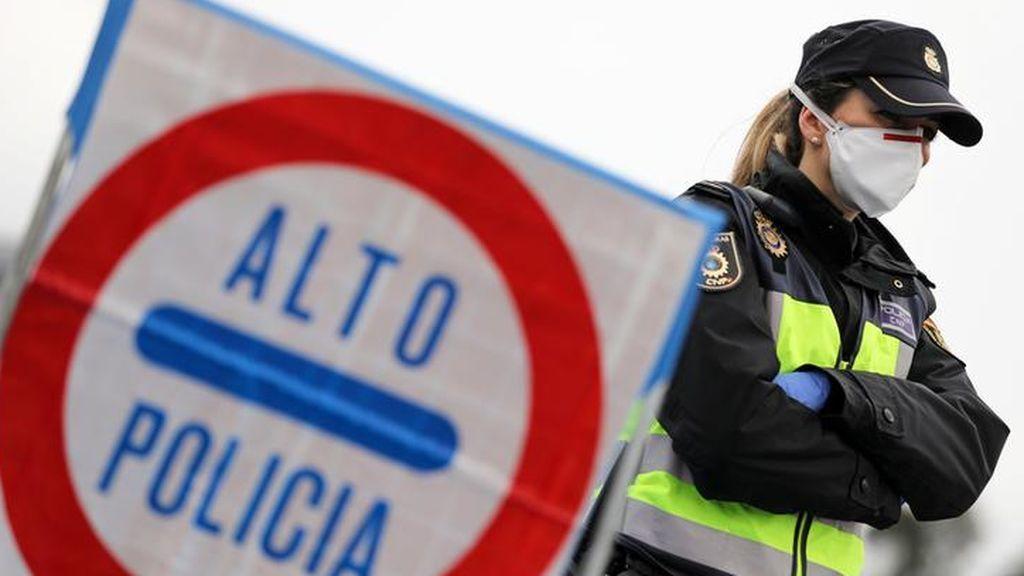 Tres personas detenidas por celebrar una fiesta en una finca de Lugo