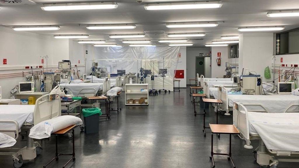 Hospitales en estado de alarma: así han afrontado en Madrid la avalancha del coronavirus