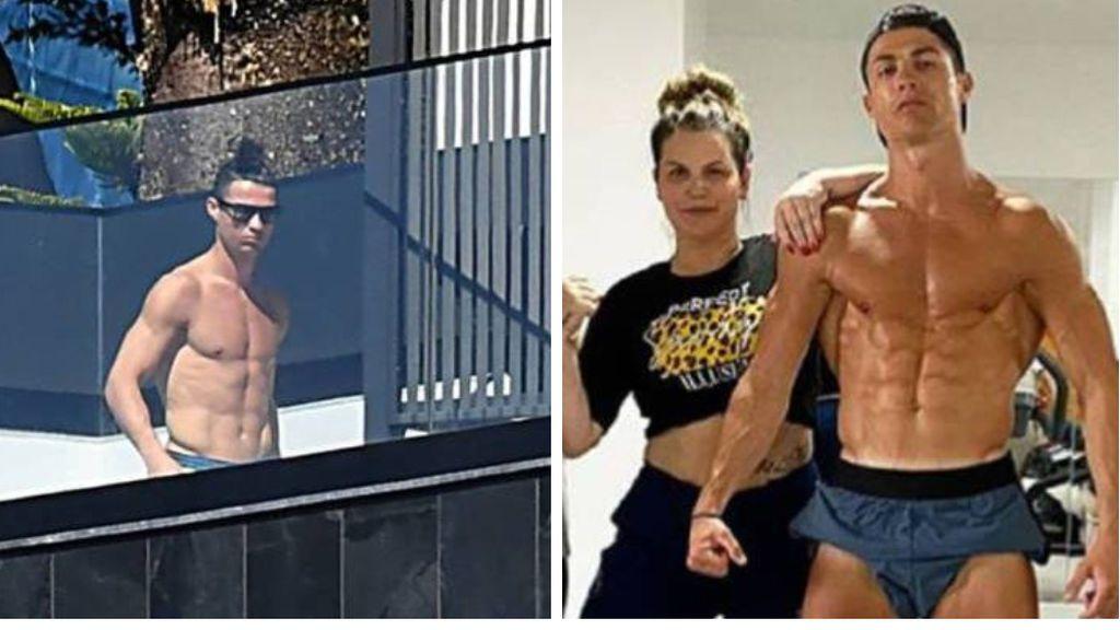 """El expresidente de la Juventus carga contra Cristiano: """"Nos dijo que se iba a cuidar de su madre, y sólo sube fotos en la piscina"""""""