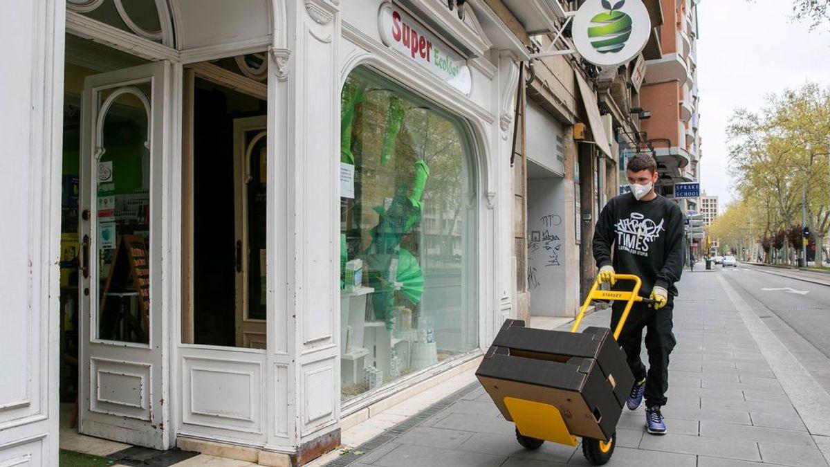 Las compras online se saturan durante la cuarentena: hasta 10 días de espera para recibir el pedido