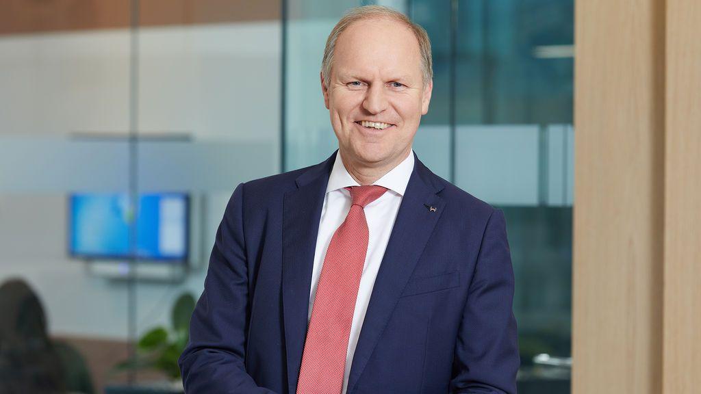 Holger Engelmann, CEO de Webasto.