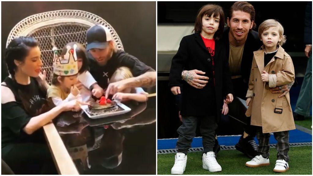 """Sergio Ramos y Pilar Rubio felicitan el cumpleaños a su hijo Alejandro: """"Te contaremos que el día que cumples dos años vivimos días muy difíciles"""""""