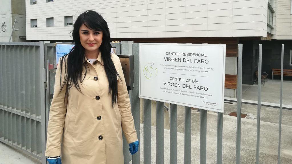 Julia Gurrutxaga, directora residencia Virgen de Faro