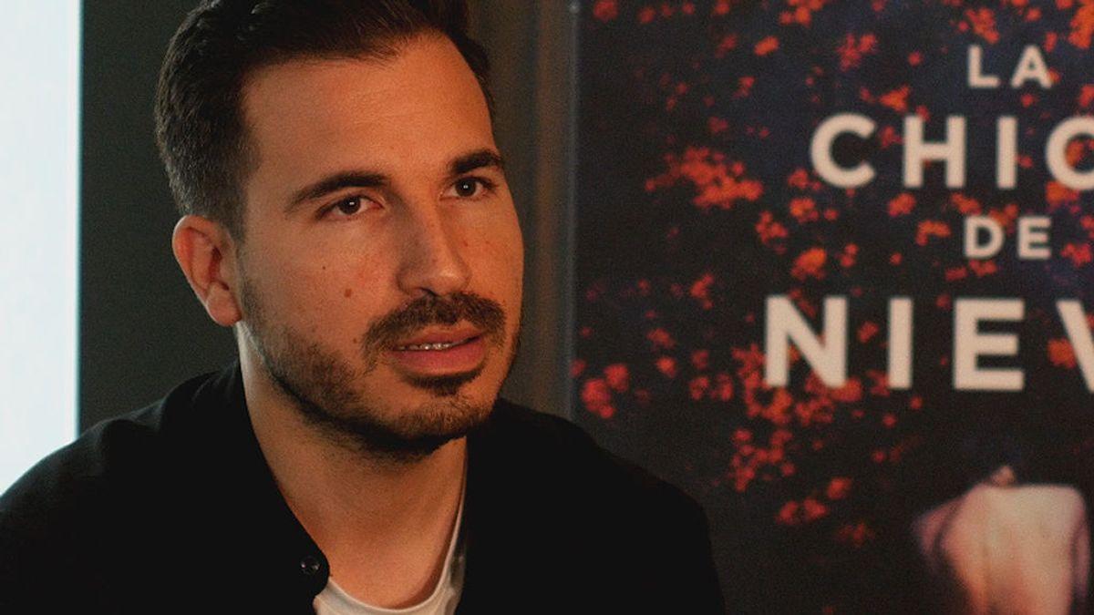 Javier Castillo, todo un fenómeno editorial, publica nueva novela