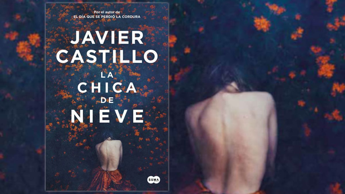 'La chica de nieve', el último thriller de Javier Castillo
