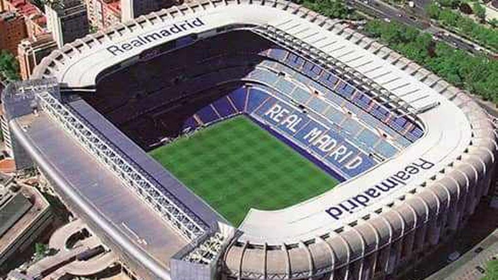El Santiago Bernabéu funcionará como centro de almacenamiento y distribución de productos sanitarios