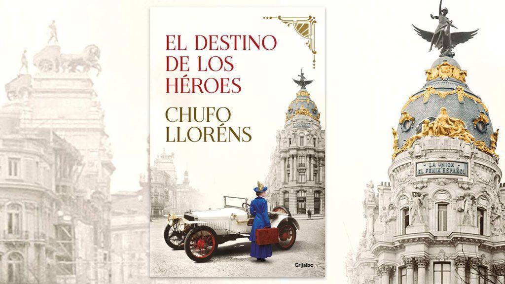 El destino de los héroes, la novela más ambiciosa de Chufo Lloréns