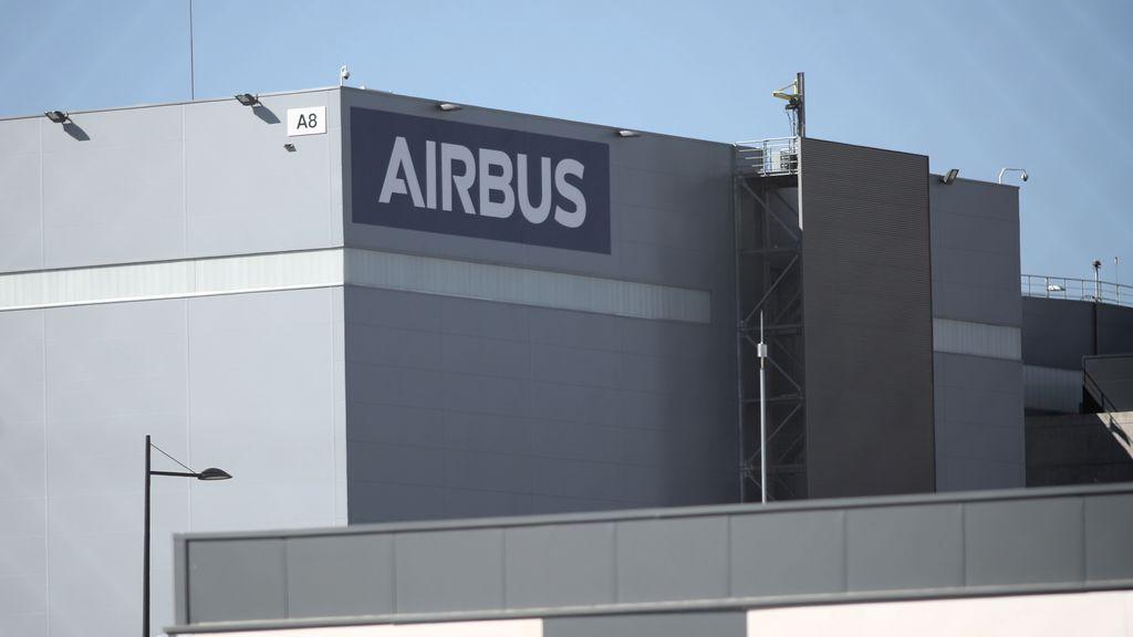 Airbus no respeta algunas medidas de seguridad contra el coronavirus, según trabajo