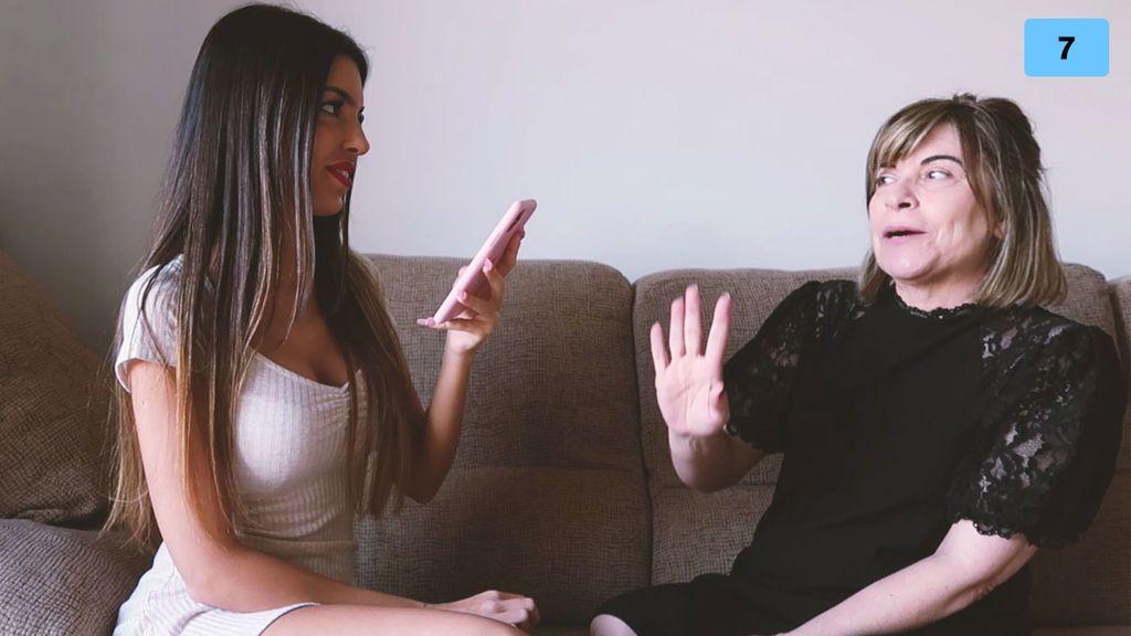 Andrea y su madre se sinceran sobre Ismael y su peor momento juntas (2/2)