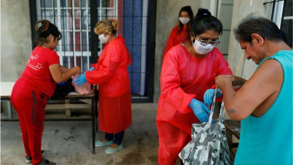 Argentina enfrenta con medidas sociales la amenaza del coronavirus