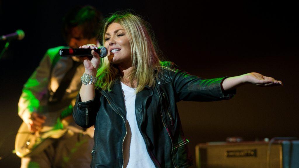 """Amaia Montero dedica una canción de superación a Dani Rovira: """"Rendirse no es una opción"""""""