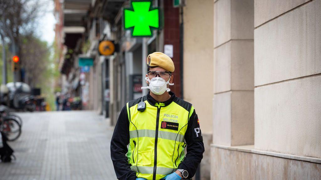 Última hora del coronavirus: Cataluña supera las mil muertes por coronavirus