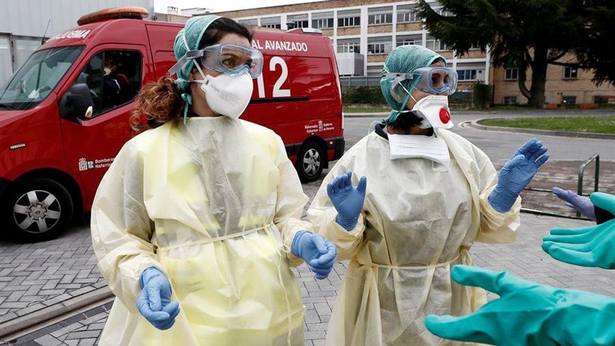 Última hora del coronavirus:   Sanidad incorporará a 200 sanitarios extranjeros residentes en España para luchar contra el Covid