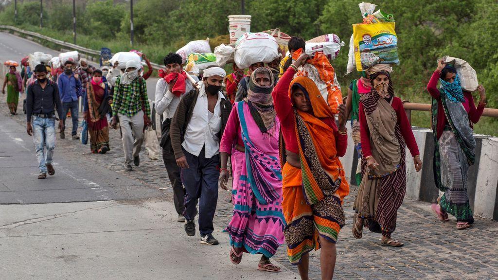 India o el inviable confinamiento de los pobres ante el coronavirus