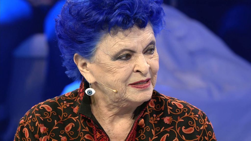 Lucía Bosé era feliz