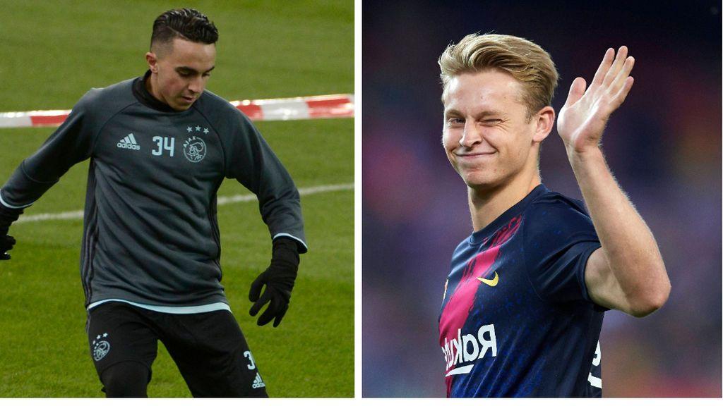 """De Jong, y su fichaje por el Barça: """"Se lo fui a contar a Nouri y alzó la ceja"""""""