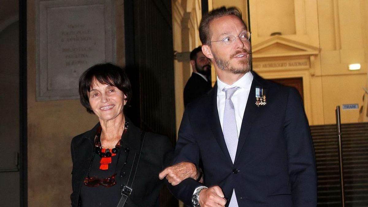 Muere María Teresa de Borbón y Parma: por qué llamaban 'princesa roja' a la prima del rey Felipe VI