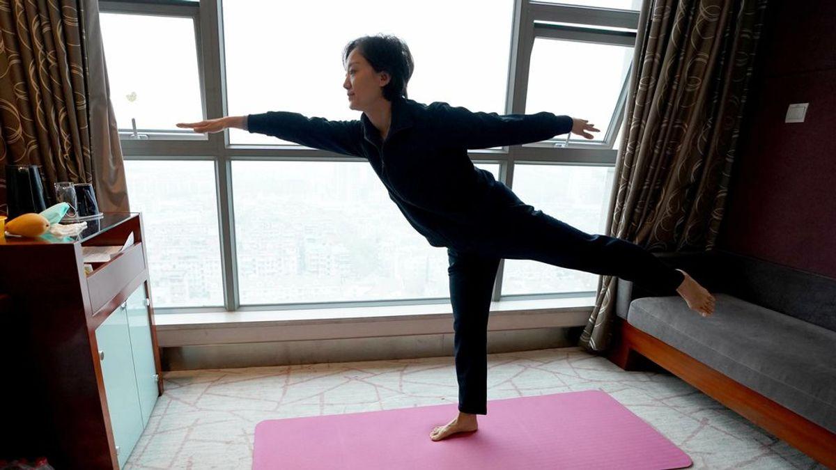 Qué necesito para hacer una clase de yoga en casa