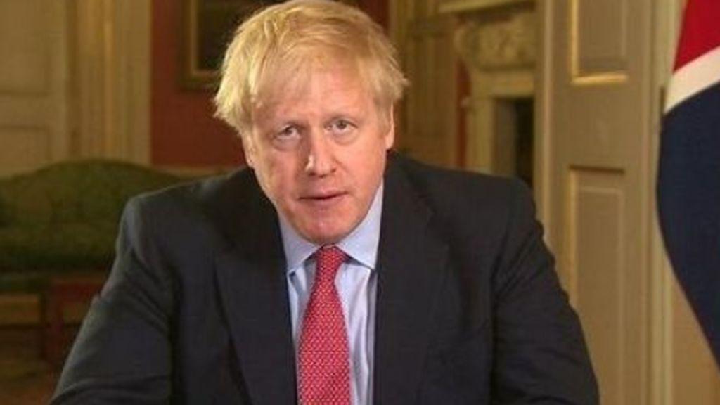 Boris Johnson comunica su positivo en coronavirus en las redes sociales