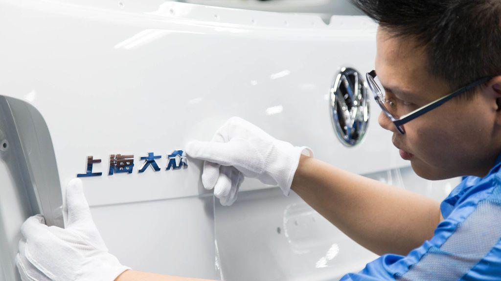 FÁBRICA DE VW EN CHINA 4