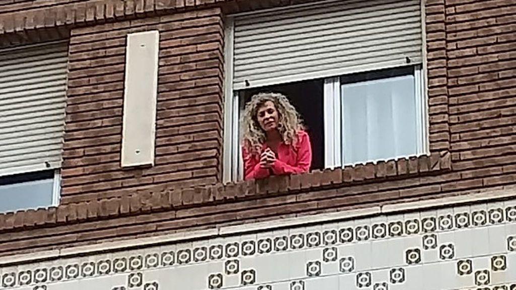 Ingresa con su padre en un hospital de Murcia hasta su muerte