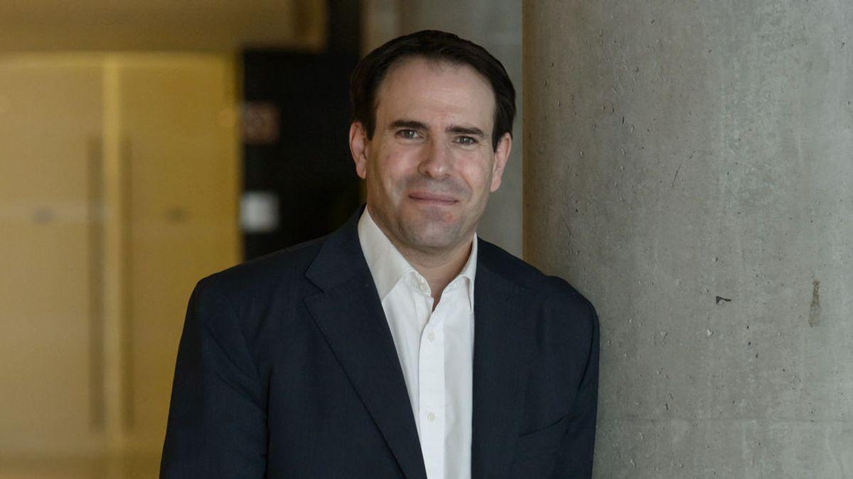 Pedro Pablo Pérez, responsable de ciberseguridad de Telefónica